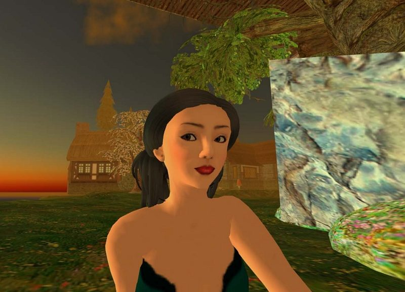 Second Life Sylectra 2008